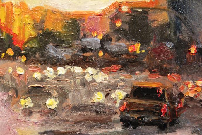 YK Sunset - Detail 2