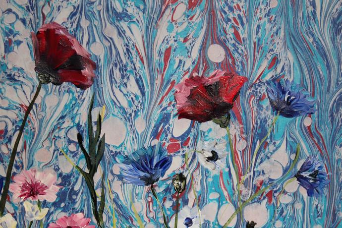 Wild Flowers - Detail