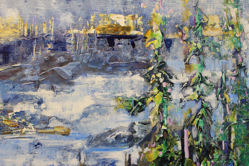 Northern Thoughts - Detail 3