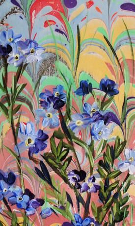 Roadside Flowers - Detail