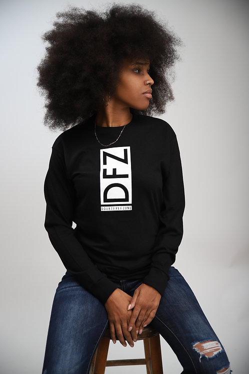 DFZ Doubt Free Zone LONG SLEEVE