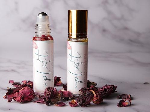 Uplift Peppermint Rose Roller