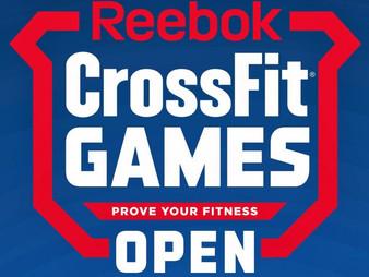 WOD 03/24/17 - CrossFit Open 17.5