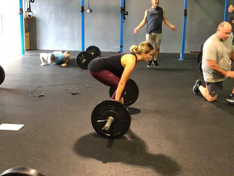 WOD 02/16/19 - Leaps and Bounds
