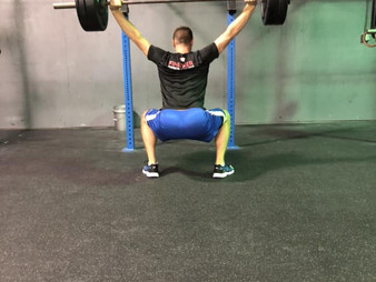 WOD - 11/4/20 - My Shoulders are not OK
