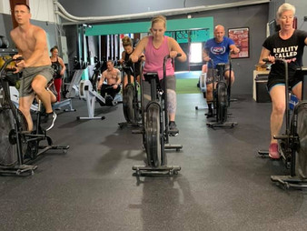 WOD 4/25/19 - Old Town Road