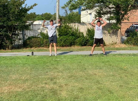WOD - 6/19/19 - Down At The Bottom