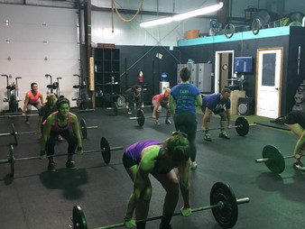 WOD 03/23/17 - The Real Dirty 30
