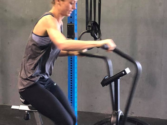 WOD 12/20/18 - Spin Cycle