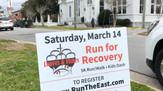 Saturday March 4th Run the East 5K