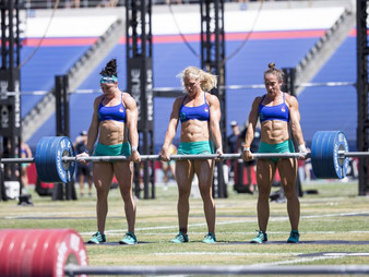 WOD 2/20/18 - Have Your Cake...