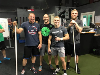 WOD - 1/17/20 - Tools of the Trade
