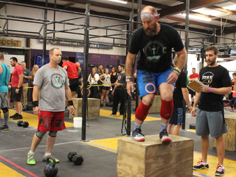 WOD - 10/17/20 - Team Up or Sit Down
