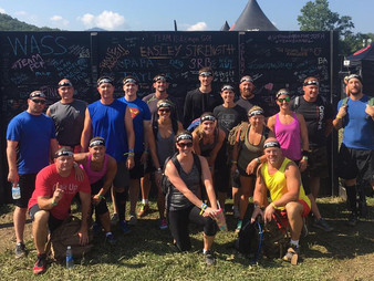 WOD 01/30/17 - Bring the Bell Back