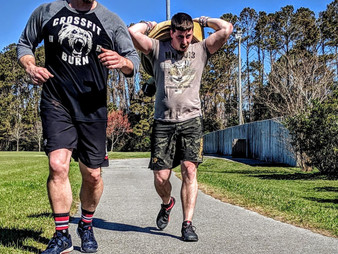 WOD 03/29/19 - Macho Mile