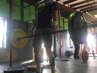 WOD 01/25/17 - The Ring