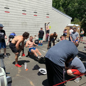 5/8/21 - WOD - Grab A Buddy and Suffer Together