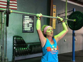 WOD - 1/27/20 - Don't Turn Out the Lights