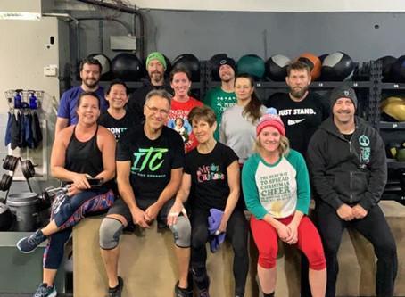 WOD - 12/20/19 - 12 Days of CrossFit