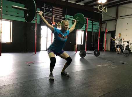 Athlete of the Month: Mary Katherine Lawrence