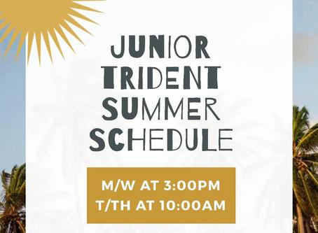 Announcements: June 11, 2019