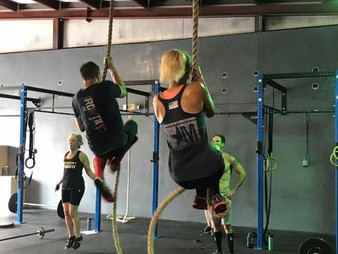 WOD 08/29/17 - Turkish Triplet