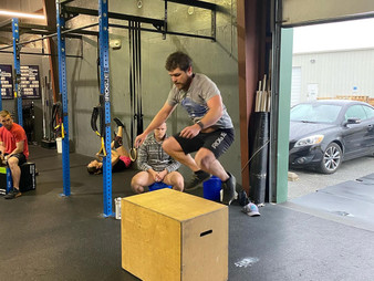 5/4/21 - Your Shins Love This Workout