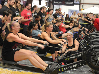 WOD 10/26/17 - Grab Your Paddles!