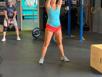WOD - 10/18/19 - CrossFit Games Open Workout 20.2