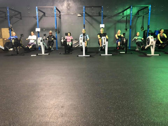 WOD 12/27/18 - Bells and Whistles