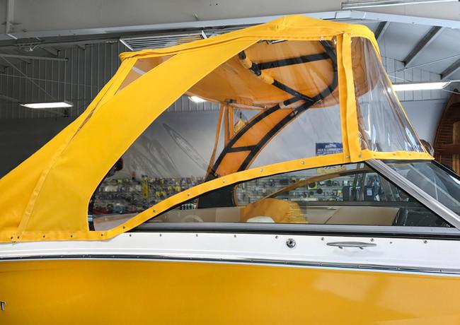 Enclosed Bimini