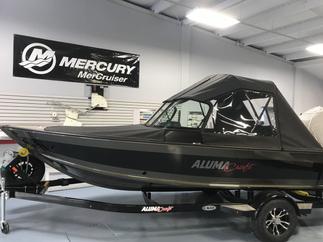 Black Full Boat Top