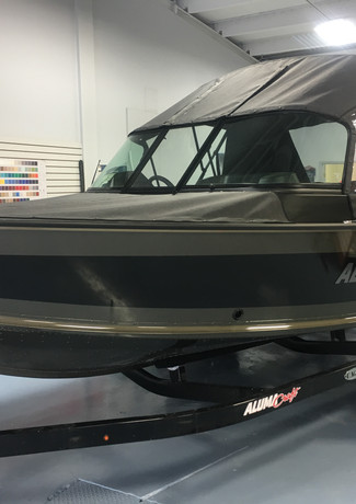 Smoke Full Boat Top