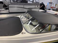 Black Cockpit Cover