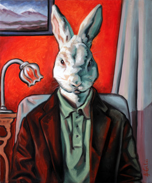 Conejo verde