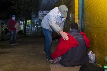 Secretaria de Assistência Social intensifica ações de proteção social a pessoas em situação de rua