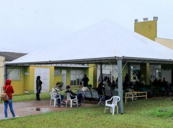 Saúde amplia 12 leitos de UTI no complexo hospitalar e instala tenda na UPA Quebec