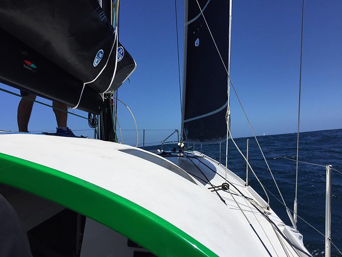 Cape Racing Yachts, born in the Cape of Good Hope, developing safe, fast, easy to sail and fun yachts that appeal to owners who seek challenging, hassle free sailing.