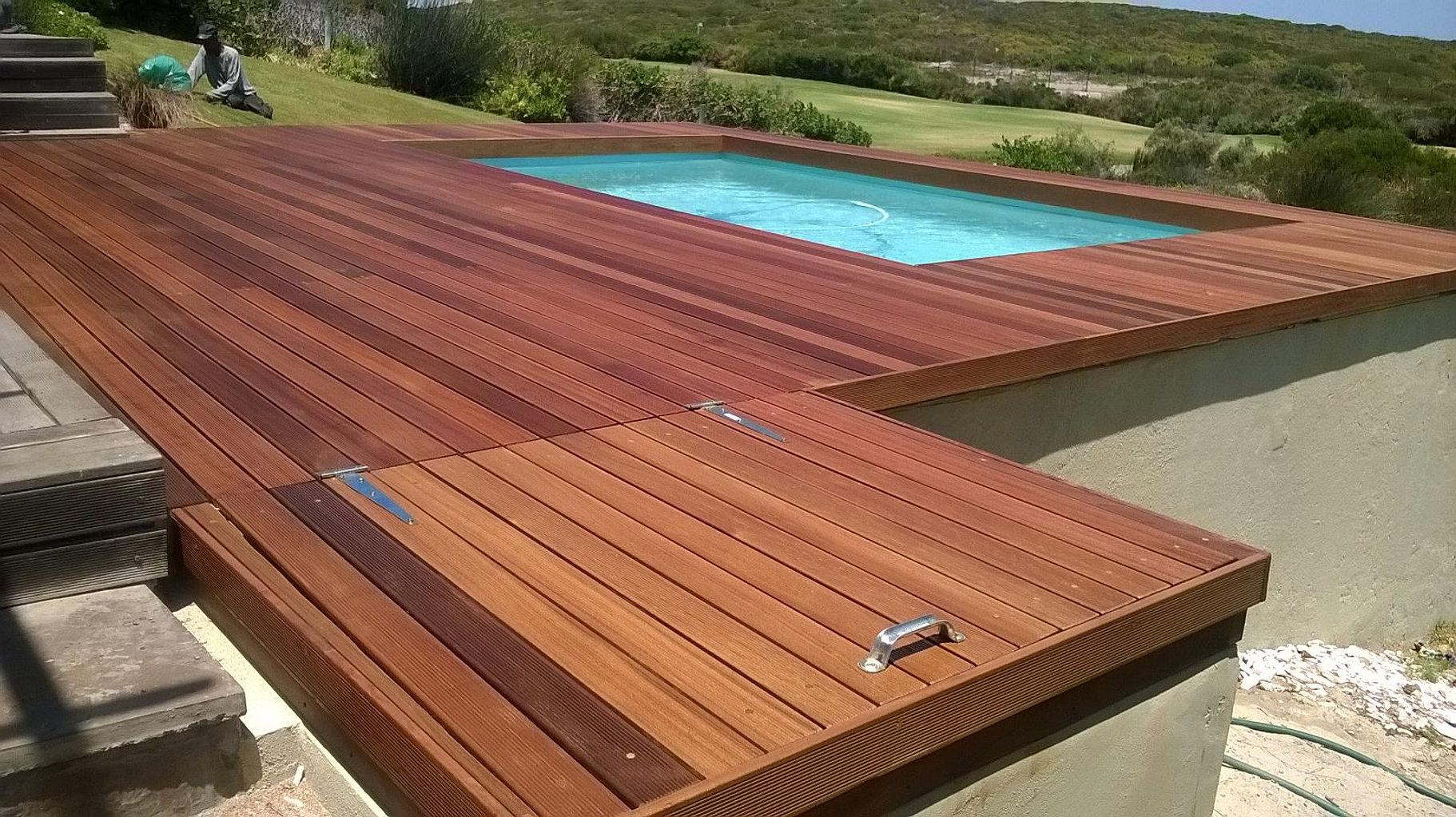 ... Wooden Decking Cape Town ...