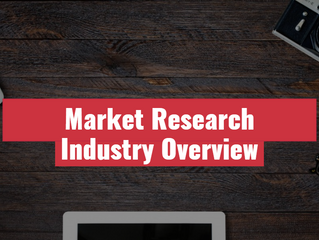 Market Research Industry Overview