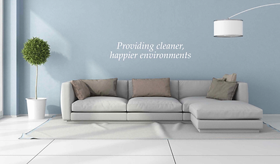 SAF cleaning services website by Jenny Mawhood Web Design