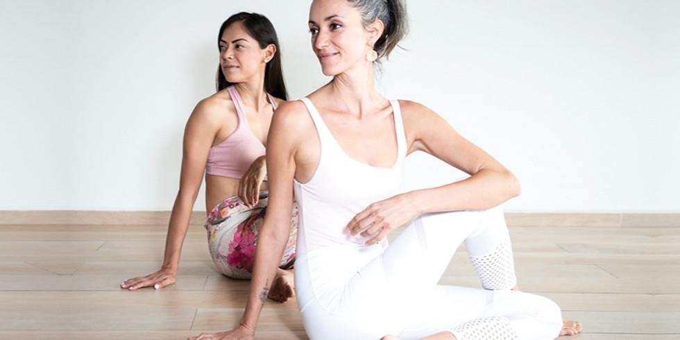 Certificación de Yin Yoga en Línea en Español - Agosto 2020 - 250 USD