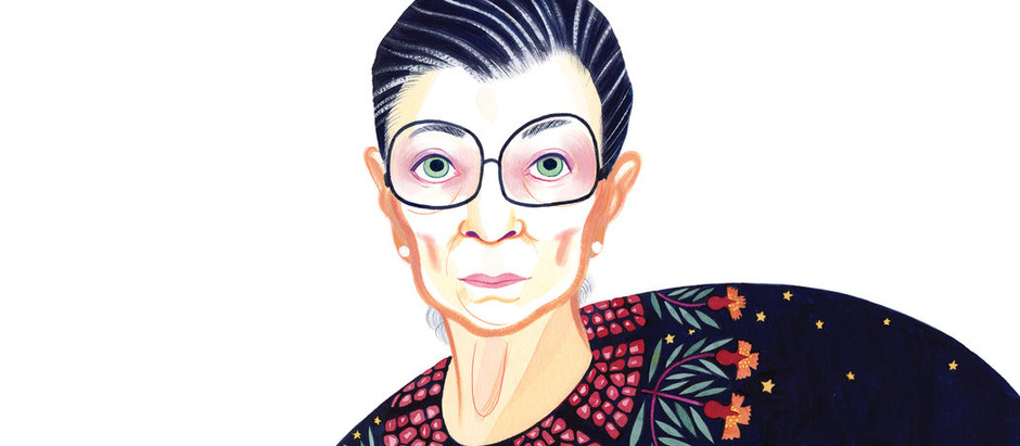 RBG: Inspiration to Find Another Way