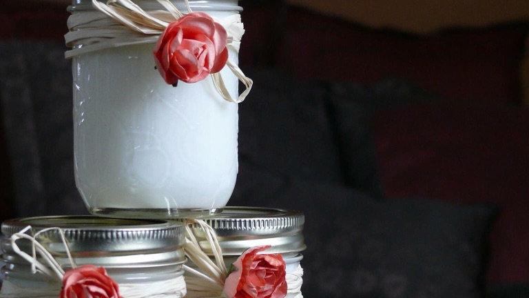 Aromatherapy Massage Candles