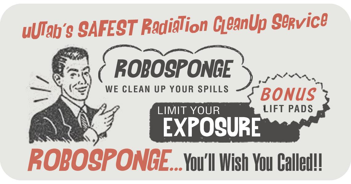 RoboSponge