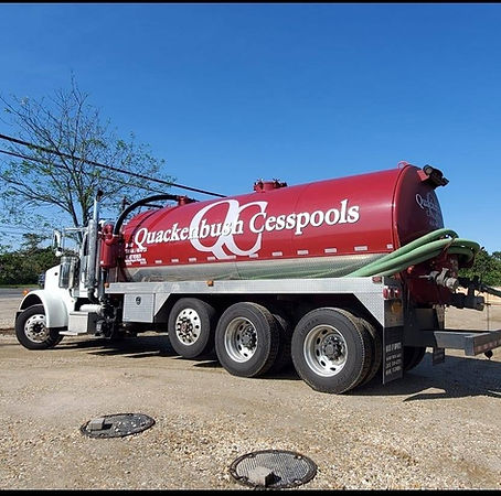 Quackenbush Pumping Truck