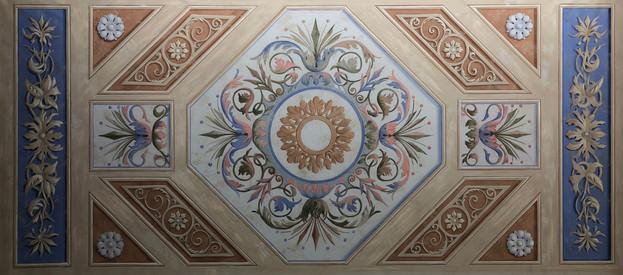 Decorative ceiling panel