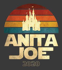 Anita-Joe-Star-Wars Wedding Shirt