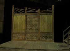 Oliver set, rotating panels