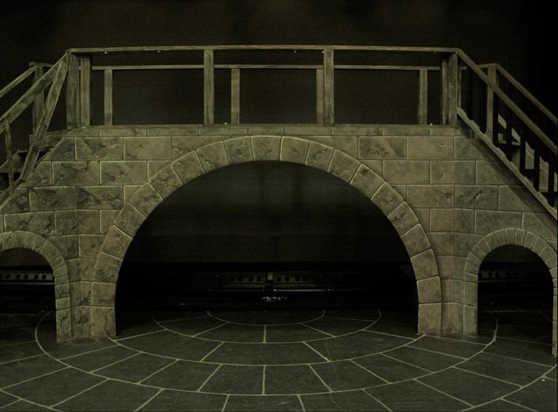 'Oliver' set at the Ross School
